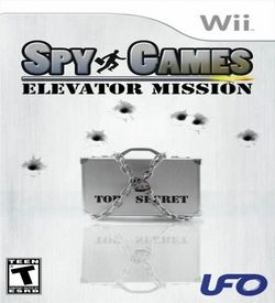 Spy Games- Elevator Mission ROM