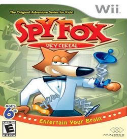 Spy Fox In Dry Cereal ROM