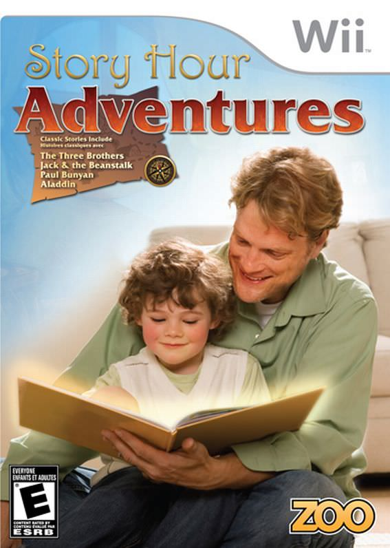 Story Hour - Adventures