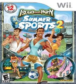 Summer Sports 2 - Island Sports Party ROM
