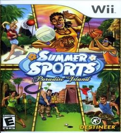 Summer Sports- Paradise Island ROM