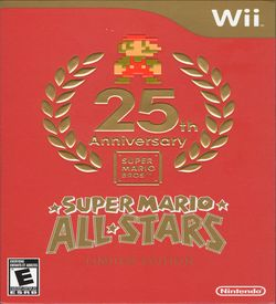 Super Mario All-Stars ROM