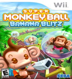 Super Monkey Ball - Banana Blitz ROM
