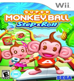 Super Monkey Ball- Step & Roll ROM