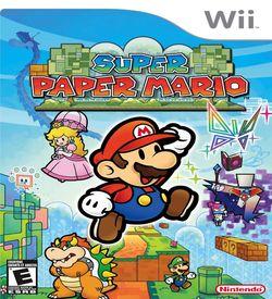 Super Paper Mario ROM