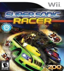 Super Sonic Racer ROM