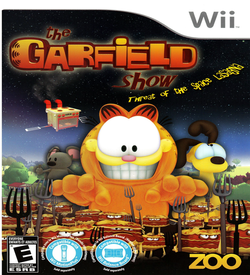 The Garfield Show- Threat Of The Space Lasagna ROM