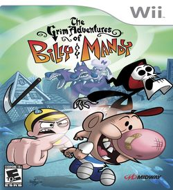 The Grim Adventures Of Billy & Mandy ROM