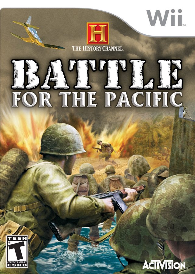 The History Channel- Battle For The Pacific