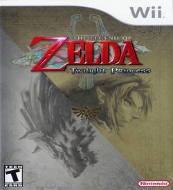 The Legend Of Zelda - Twilight Princess ROM