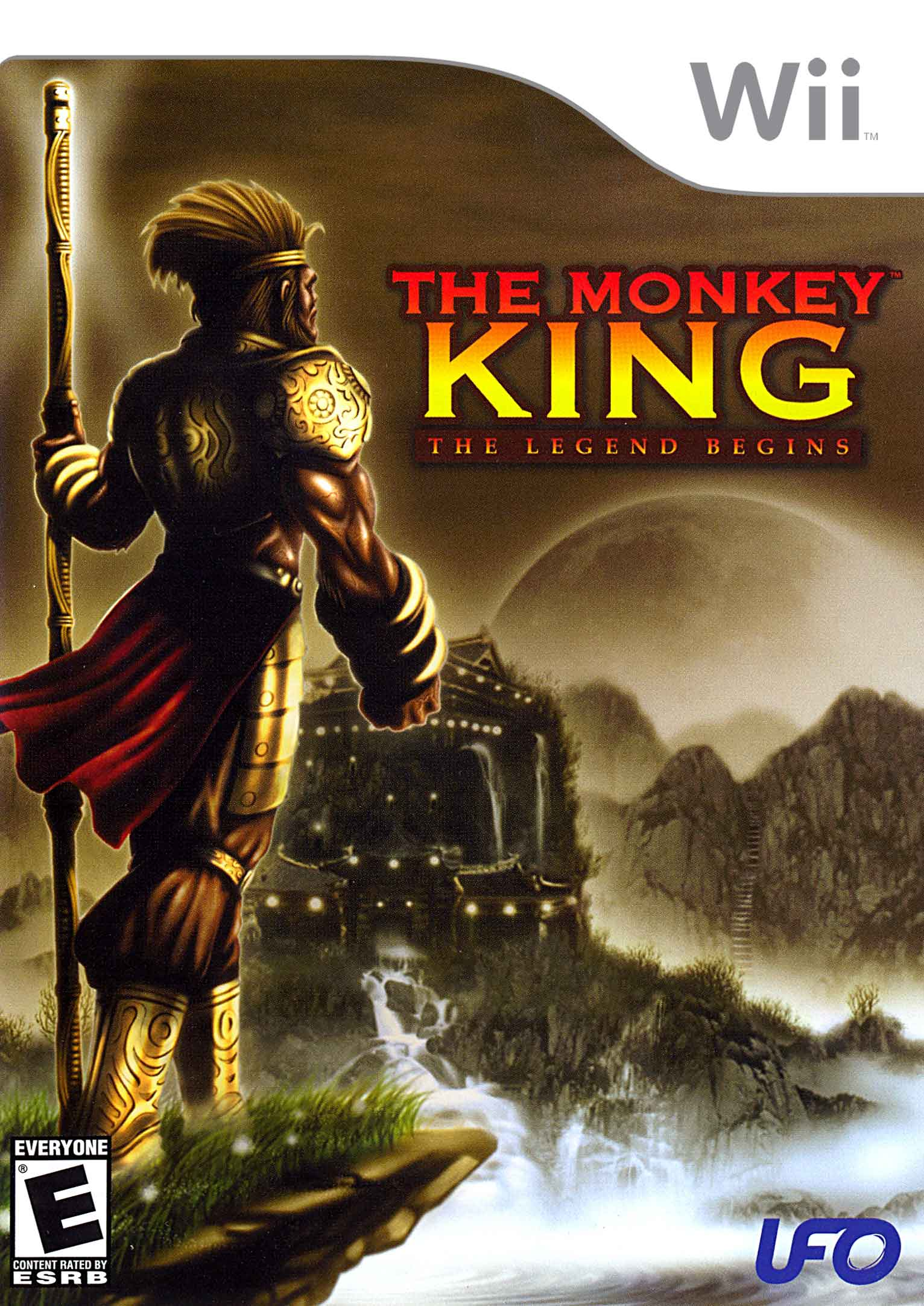 The Monkey King- The Legend Begins
