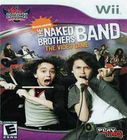 The Naked Brothers Band- The Video Game ROM