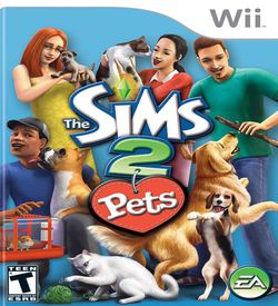The Sims 2 - Pets ROM