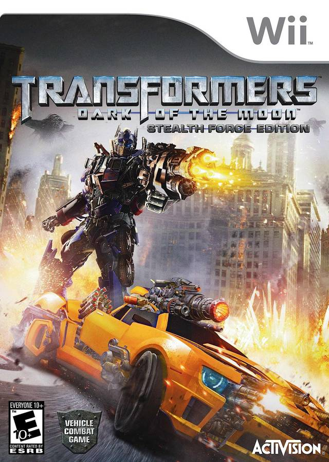 Transformers - Dark Of The Moon