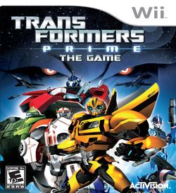 Transformers Prime - The Game ROM