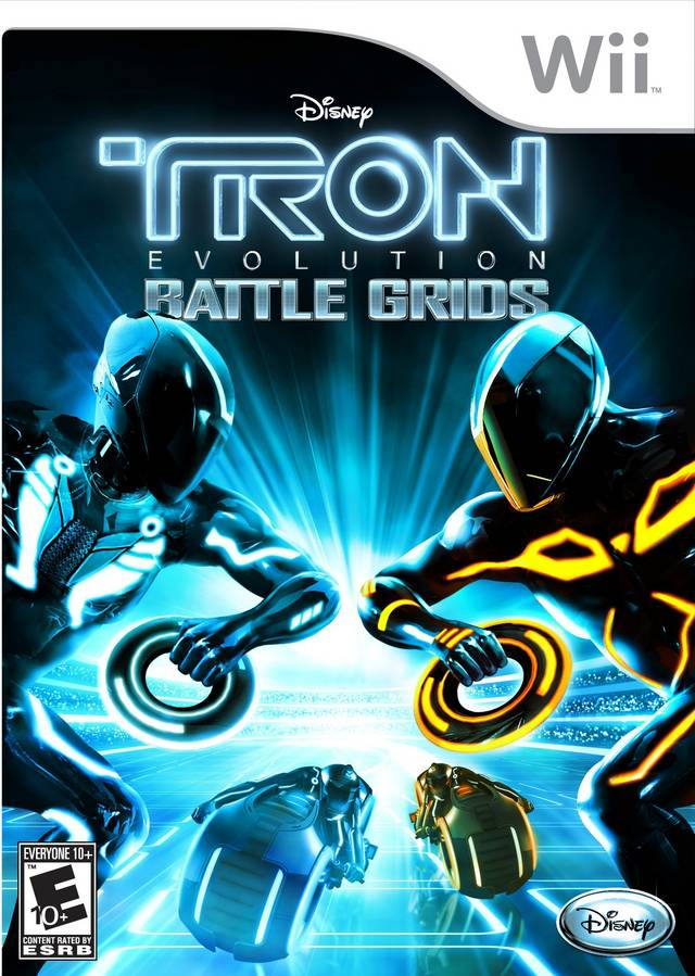 Tron - Evolution - Battle Grids