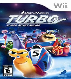 Turbo Super Stunt Squad ROM