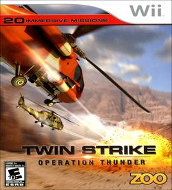 Twin Strike - Operation Thunder ROM