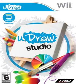 UDraw Studio ROM