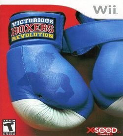 Victorious Boxers- Revolution ROM