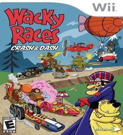 Wacky Races - Crash & Dash ROM