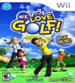 We Love Golf ROM