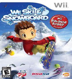 We Ski & Snowboard ROM