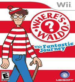 Where's Waldo The Fantasic Journey ROM