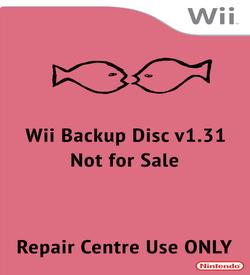 Wii Backup Disc ROM