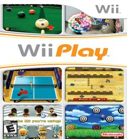 Wii Play ROM