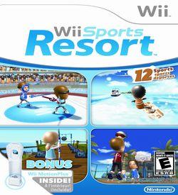 Wii Sports Resort ROM