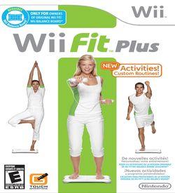 Wii Fit Plus ROM