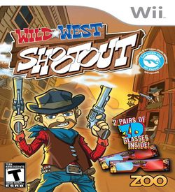 Wild West Shootout ROM