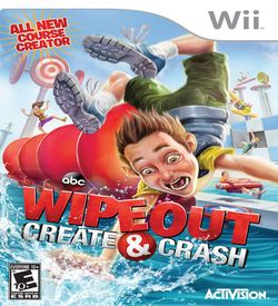 Wipeout Create And Crash ROM