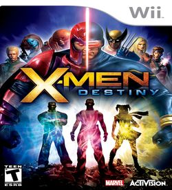 X-Men Destiny ROM