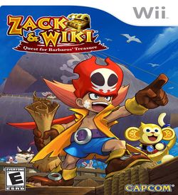 Zack And Wiki - Quest For Barbaros' Treasure ROM
