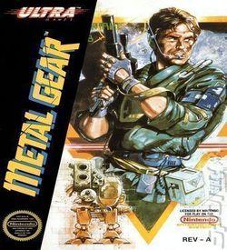 Metal Gear [T-Swed1.01b] ROM