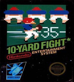 10-Yard Fight ROM