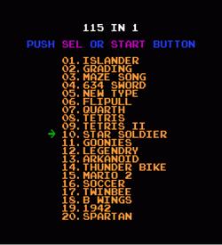 115-in-1 [a1] ROM