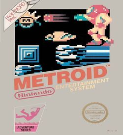 Metroid (Dirty Pair Hack) ROM