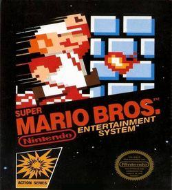 Super Mario Bros (JU) [T-Norwegian_Just4Fun] ROM