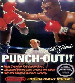 Nude Punch Out (Hack) ROM