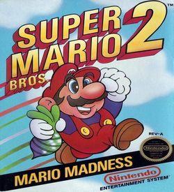 Super Mario Bros 2 [T-Port] ROM