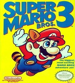 Super Mario Bros 3 (PRG 0) [T-Port] ROM