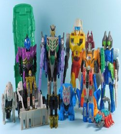 Tag Team Transformer Pretenders (Tag Team Wrestling Hack) ROM