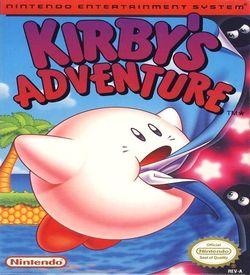 Kirby's Nuts (Nuts & Milk Hack) ROM