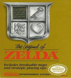 Legend Of Zelda, The (Zelda 'Editable' Hack) ROM