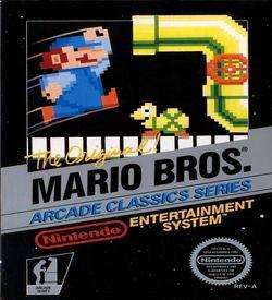 Mario DG Sonic Bros (SMB1 Hack) ROM