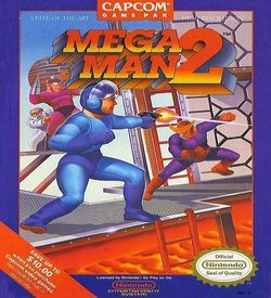 Mega Man 2 [T-German] ROM