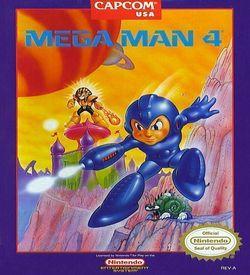Mega Man 4 ROM